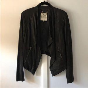 BB Dakota M Vegan jacket black